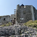 The Castle of Füzér and its gate bastion - Füzér (Fizér), Maďarsko