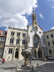 The church of the Order of St. Ursula - Sopron, Macaristan