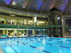 Indoor swimming pool - Budapeszt, Węgry