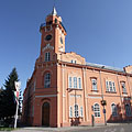The romantic style Town Hall of Siklós - Siklós, Węgry
