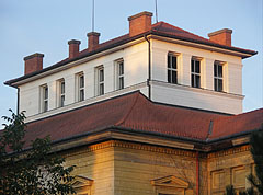 The former Széchenyi Mansion is today owned by German individuals - Barcs, Ungarn