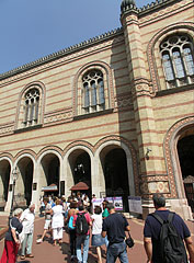 """Dohány Street Synagogue (""""Great Synagogue"""") - Budapest, Ungarn"""