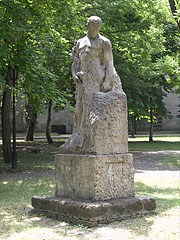 Monument of the medieval Ottoman-Hungarian wars - Jászberény, Ungarn