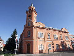 The romantic style Town Hall of Siklós - Siklós, Ungarn