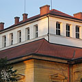 The former Széchenyi Mansion is today owned by German individuals - Barcs, Hongarije