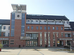 The Town Hall with the Mayor's Office - Nagykálló, Hongarije