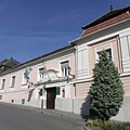 """""""Pezsgőház"""" or """"Champagne House"""", the building of the former Littke champagne factory - Pécs, Hongarije"""