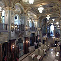 The Deepwater Restaurant within the New York Café - Budapest, Ungari