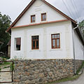 Authentic dwelling house that well fits into the cultural landscape - Jósvafő, Ungari