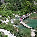 - Plitvice Lakes National Park, Horvaatia