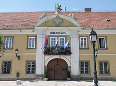 Municipal House (Tow Hall) of Vác - Vác, Ungarn