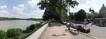 ××Riverbanks of Danube - Szentendre, Ungarn