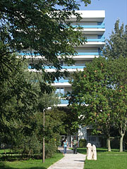 Park and hotel - Balatonfüred, هنغاريا