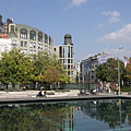 "Park on the Erzsébet Square (""Elizabeth Square"") - بودابست, هنغاريا"