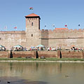 The Gyula Castle on the lakeshore - Gyula, هنغاريا