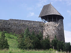 The ruins of the Nógrád Castle - Nógrád, هنغاريا