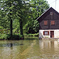 Sobe Belkovi guesthouse (private accommodation) by river - Slunj, كرواتيا