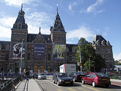 Rijksmuseum (the Dutch National Museum) - Amsterdam, Netherlands