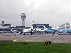 Schiphol Airport in Amsterdam - Amsterdam, Netherlands
