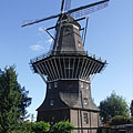 "De Gooyer (""The Goyer"") windmill, also known as ""Funenmolen"" - Amsterdam, Netherlands"