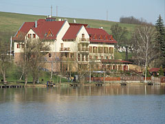 A wellness hotel on the waterfront of the lake - Bánk, Hungary