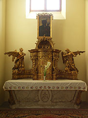 Virgin Mary's Altar of Máriapócs - Budapest, Hungary