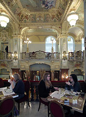 New York Café and Restaurant - Budapest, Hungary