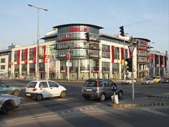Árkád shopping center - Budapest, Hungary