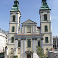 The Downtown Parish Church - Budapest, Hungary