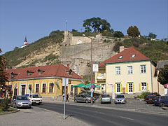 "The south side of the Szent Tamás Hill (literally ""Saint Thomas Hill"") - Esztergom, Hungary"