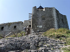 The Castle of Füzér and its gate bastion - Füzér, Hungary