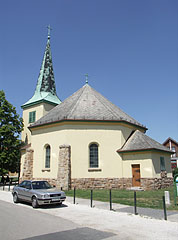 Lutheran Church - Gödöllő, Hungary