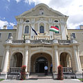 Entrance of the Szent István University of Gödöllő - Gödöllő, Hungary
