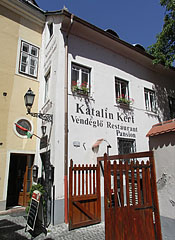 Katalin Kert Restaurant and Pension - Győr, Hungary