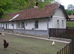 Old dwelling house with a farmyard - Háromhuta, Hungary