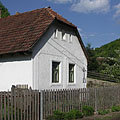 Old dwelling house in Középhuta in the picturesque valley of the Tolcsva Stream - Háromhuta, Hungary