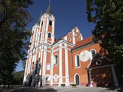 The Roman Catholic Pilgrimage Church of the Visitation of Our Lady in Máriagyűd - Máriagyűd, Hungary