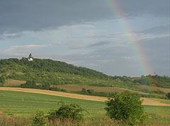 Somebody just ran under the rainbow - Mogyoród, Hungary