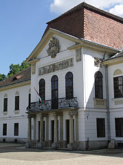 The Széchenyi Palace of Nagycenk - Nagycenk, Hungary