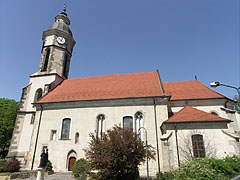 The Exaltation of the Holy Cross Roman Catholic Church in Nagymaros - Nagymaros, Hungary