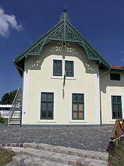 Train station and visitor center - Szentendre, Hungary