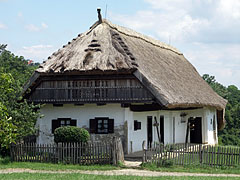 Dwelling house from Rédics - Szentendre, Hungary