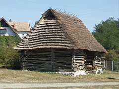 "An outbuilding of the ""Barn enclosure"" - Szentendre, Hungary"