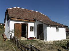 Outbuilding of the house from Nemesradnót - Szentendre, Hungary