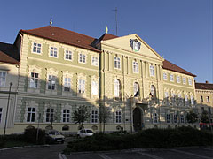 The County Hall and the baroque County Archives - Szombathely, Hungary