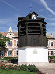 Clocktower or Belfry of Tata - Tata, Hungary
