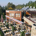Restaurant and panoramic terrace - Balatonfüred, 헝가리