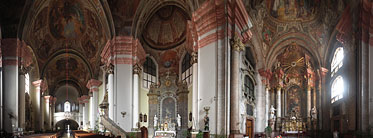 ××St. Anthony church of the Minorites - Eger, ハンガリー