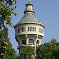 Margitsziget (Margaret Island) Water Tower - 布达佩斯, 匈牙利