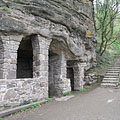 Monk Dwellings from the 11th century - Tihany, Мађарска